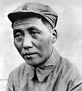 Mao Zedong 1893 – 1976. Chinese revolutionary, political theorist and communist leader. He led the People's Republic of China (PRC) from its establishment in 1949 until his death in 1976.