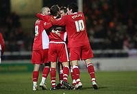 Photo: Marc Atkins.<br /> Peterborough United v Swindon Town. Coca Cola League 2. 30/01/2007.