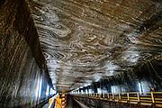 Salina Turda is a salt mine located in Durgau-Valea Sarata area of Turda, Romania
