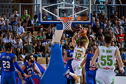 Zoran Dragic of Slovenia during friendly basketball match between National teams of Slovenia and Italy at day 3 of Adecco Cup 2015, on August 23 in Koper, Slovenia. Photo by Grega Valancic / Sportida