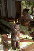 Crafts store, Hokatu, Ua Huka, Marquesas Islands, French Polynesia<br />