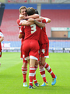 Wigan Athletic v Middlesbrough 250813