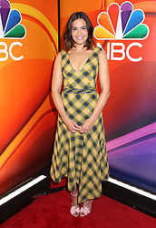 NBC 2019 Upfront held at The Four Seasons Hotel on May 13, 2019 in New York City, NY ©Steven Bergman/AFF-USA.COM. 13 May 2019 Pictured: Mandy Moore. Photo credit: Steven Bergman/AFF-USA.COM / MEGA TheMegaAgency.com +1 888 505 6342