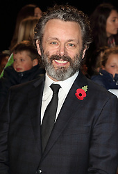 October 29, 2018 - London, UK - London, UK. Michael Sheen at Pride of Britain Awards 2018 at the Grosvenor House, Park Lane, London on Monday 29 October 2018...Ref: LMK73-J2870-301018.Keith Mayhew /Landmark Media. .WWW.LMKMEDIA.COM.  Georgia Toffolo  (Credit Image: © Keith Mayhew/Landmark Media/Newscom via ZUMA Press)