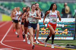 2021 High School Nationals<br /> NSAF Outdoor Track and Field Championship<br /> girls freshman mile heat 1