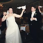 Wedding of Celeste Shelsey and Jeff Anding 2001