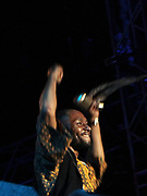 PHILADELPHIA, PA-JUNE 1: Actor/Recording Artist Yasiin Bey performs at the 12th Annual ROOTS Picnic featuring special guest Recording Artist/Actor Yasiin Bey and others on June 1, 2019  held at Fairmont Park in Philadelphia, PA.  (Photo by Terrence Jennings/terrencejennings.com)