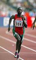 Friidrett, 23. august 2003, VM Paris,( World Championschip in Athletics),    Victor Kibet, Kenya