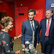 NLD/Amstelveen/20181012 - Theaterrcollege mr Gerard Spong, en  ....