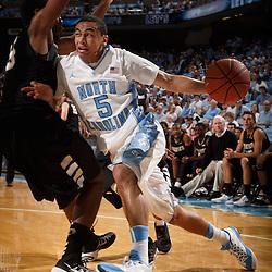 2013-11-01 UNC Pembroke vs. North Carolina Basketball