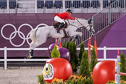 Zvara Ondrej, CZE, Cento Lano, 327<br /> Olympic Games Tokyo 2021<br /> © Hippo Foto - Dirk Caremans<br /> 06/08/2021
