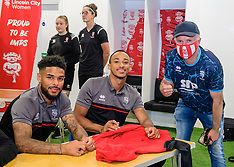 210805 - Lincoln City | Meet the players event