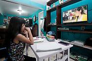Mexico Comeback Of School Television Due COVID-19