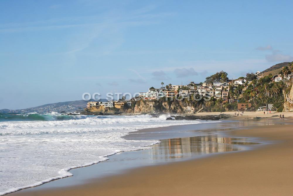 1000 Steps Beach in Laguna Beach California