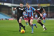 Scunthorpe United v Wigan Athletic 020116