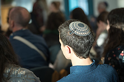 15 March 2019, Jerusalem: On 15 March, a group of Ecumenical accompaniers from the World Council of Churches were invited to share Shabbat dinner with the Kol HaNeshama congregation in Jerusalem. Kol HaNeshama is a reformed Jewish congregation of 350 families in Jerusalem, and one that works actively to be a focal point for Jewish pluralism and social action in the area.