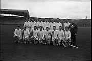 Railway Cup Final, Leinster v Munster. Munster Team..17.03.1963