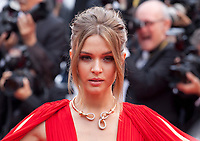 Josephine Skriver at the La Belle Epoque gala screening at the 72nd Cannes Film Festival Monday 20th May 2019, Cannes, France. Photo credit: Doreen Kennedy