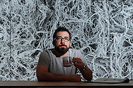 Matt Strauss is the owner of White Flag Projects, a not-for-profit alternative art gallery in St. Louis.