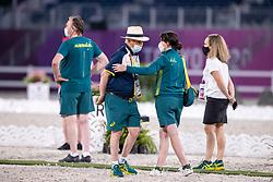 Team Australia<br /> Olympic Games Tokyo 2021<br /> © Hippo Foto - Dirk Caremans<br /> 26/07/2021