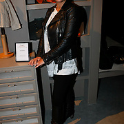 NLD/Amsterdam/20091008 - Designer Vintage for Charity party, Caroline Tensen