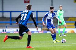 Cian Harries of Bristol Rovers - Mandatory by-line: Robbie Stephenson/JMP - 31/10/2020 - FOOTBALL - Crown Oil Arena - Rochdale, England - Rochdale v Bristol Rovers - Sky Bet League One