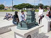 Lisbon Portuga,l Belem Tower