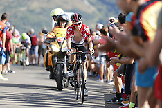Tour of Spain cycling race - Stage 13 - 07 September 2018