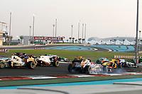 MOTORSPORT - F1 2010 - ABU DHABI GRAND PRIX - YAS MARINA (UAE) - 11 TO 14/11/2010 - PHOTO : FREDERIC LE FLOC H / DPPI - <br /> MICHAEL SCHUMACHER (GER) - MERCEDES MGP GP W01 - ACTION