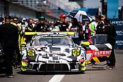 June 19-23, 2019: 24 hours of Nurburgring. 8 IronForce by Ring Police, Lucas Luhr, Jan-Erik Slooten, Porsche 911 GT3 R