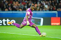 Anthony MFA MEZUI - 28.04.2015 - Paris Saint Germain / Metz - Match en retard - 32eme journee Ligue 1<br />Photo : Nolwenn Le Gouic / Icon Sport