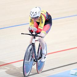 17-12-2016: Wielrennen: NK baanwielrennen: Apeldoorn<br /> APELDOORN (NED) wielrennen    <br /> Judith Bloem