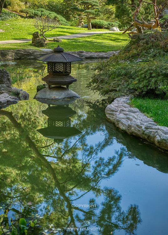 Japanese Garden, Huntington Gardens, San Marino, CA