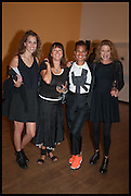 JENNY HIRTZ; WENDY LAISTER; NENEH CHERRY; PETRA GILROY-HIRTZ, Dennis Hopper: The Lost Albumn, Royal Academy. Burlington Gdns. London. 24 June 2014