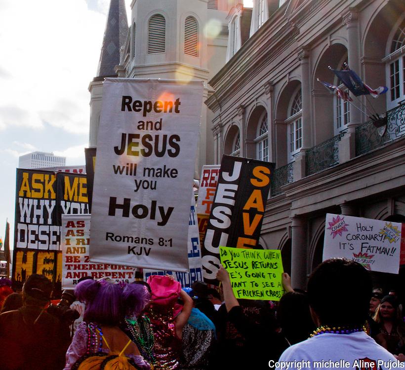Mardi Gras Day New Orleans