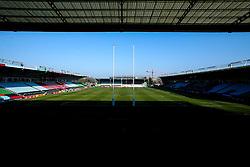 A general view of Twickenham Stoop, home of Harlequins - Mandatory by-line: Robbie Stephenson/JMP - 23/02/2019 - RUGBY - Twickenham Stoop - London, England - Harlequins v Bristol Bears - Gallagher Premiership Rugby