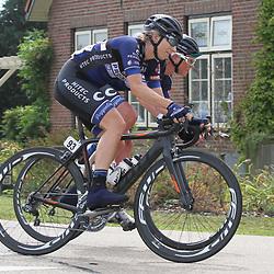 30-08-2017: Wielrennen: Boels Ladies Tour: Arnhem: Nina Kessler