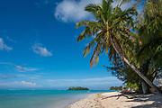Muri Beach, Rarotonga, Cook Islands, South Pacific