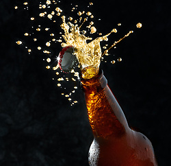 Beer Bottle Popping