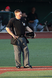 14 August 2015:  Drew Ashcroft during a Frontier League Baseball game between the Washington Wild Things and the Normal CornBelters at Corn Crib Stadium on the campus of Heartland Community College in Normal Illinois