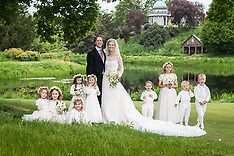Lady Gabriella Windsor wedding Official Portraits - 21 May 2019