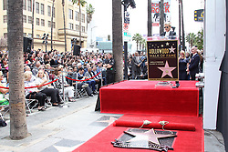 NSYNC receives a star on the Hollywood Walk of Fame. 30 Apr 2018 Pictured: Elle Degeneres. Photo credit: Jaxon / MEGA TheMegaAgency.com +1 888 505 6342