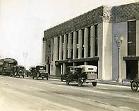 1926 The Hollywood Paper Box Co at SW corner of Santa Monica Blvd. & La Brea Ave.