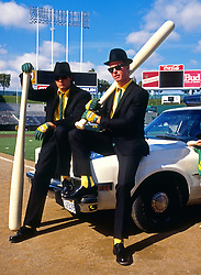 The Bash Brothers: Jose Canseco & Mark McGwire, 1988