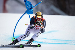 PYEONGCHANG-GUN, SOUTH KOREA - FEBRUARY 18: Fritz Dopfer of Germany competes during the Alpine Skiing Men's Giant Slalom at Yongpyong Alpine Centre on February 18, 2018 in Pyeongchang-gun, South Korea. Photo by Ronald Hoogendoorn / Sportida