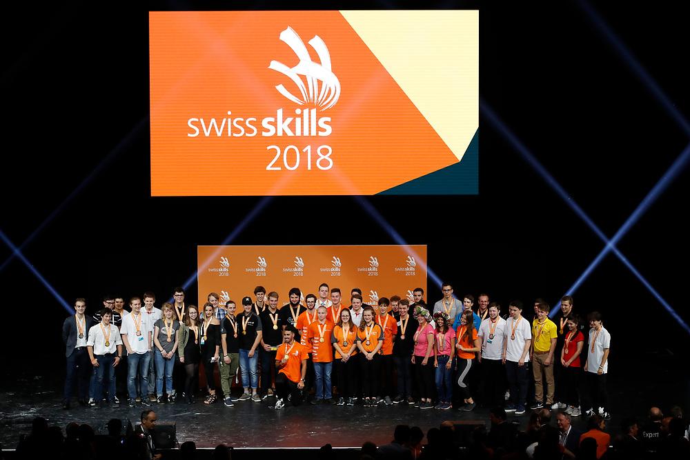 Medallien-Gewinner Bern<br /> ©  Stefan Wermuth