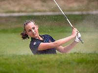 NUNSPEET  -  Fleur van Beek, speelster NGF, nederlands team golf.     COPYRIGHT KOEN SUYK