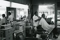 1977 Larchmont Barber Shop