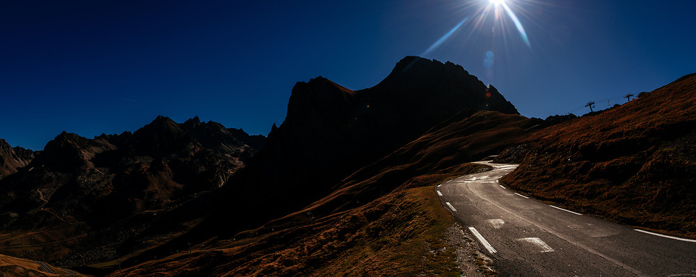 The Col du Tourmalet will be the second climb in Stage 19 of the 2018 Tour de France, a 199k day from Lourdes to Lauruns with close to 5000 meters of climbing. This will be the 86th time the Tour will cross the highest paved French Pyrenees pass - with the first time coming back in 1910.