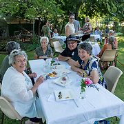Guildford Association 2020 garden tea
